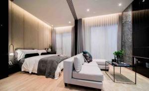 ขายคอนโดอารีย์ อนุสาวรีย์ : ขายคอนโด Savvi Phahol 2 ประเภท 2 ห้องนอน ขนาด 52.46 ตร.ม.