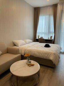 For RentCondoOnnut, Udomsuk : SK03044 Knightsbridge Prime Onnut for rent, size 23.18 sqm., 17th floor ** BTS On Nut **.