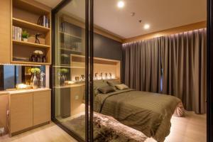 เช่าคอนโดพระราม 9 เพชรบุรีตัดใหม่ : 🔥ให้เช่า🔥 Life Asoke 1 นอน 29 ตรม. ห้องสวย วิวสระว่ายน้ำ เครื่องใช้ไฟฟ้าครบพร้อมอยู่ 095-249-7892