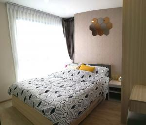 For RentCondoBangna, Lasalle, Bearing : SK03048 IDEO O2 for rent, size 46.50 sq.m., 21st floor, building B ** BTS Bangna **.