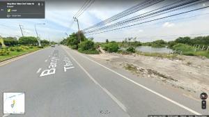 ขายที่ดินพระราม 2 บางขุนเทียน : 售土地待ขายที่ดินสร้างโรงงาน โกดังสินค้า หรือ โครงการหมู่บ้าน ติดถนนเทียนทะเล