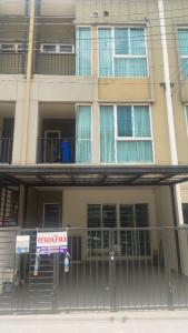 For SaleTownhouseRamkhamhaeng,Min Buri, Romklao : 3 storey townhome for sale, Minburi