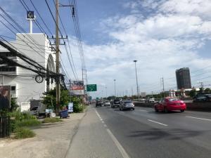 For SaleLandRangsit, Patumtani : Land on Phaholyothin Road, 691 square wa. Opposite Thammasat Rangsit, beautiful plot, next to Bangkok Bank Near Mor Seng Head Office
