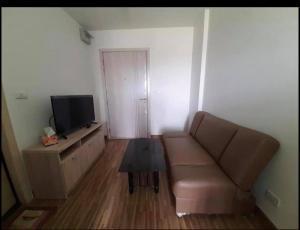 For RentCondoBangbuathong, Sainoi : Condo for rent, The Iris Bangyai * ready to move in, has a washing machine *