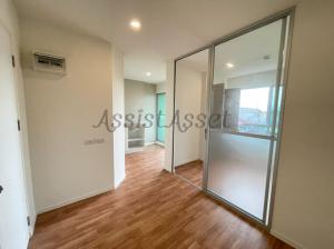For SaleCondoSamrong, Samut Prakan : TC0518 Condo for sale, Lumpini Ville, Sukhumvit 76, empty room, 1 original project.