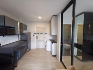 For RentCondoBang kae, Phetkasem : Condo for rent, The Key Phetkasem48, brand new room.