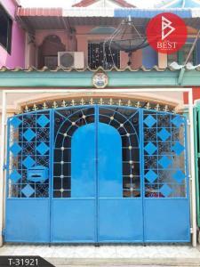 For SaleTownhouseSamrong, Samut Prakan : 2 storey townhouse for sale, Thawithong Village 1, Theparak, Bang Muang, Samut Prakan, good location near Lotus.