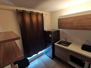 For RentCondoRatchadapisek, Huaikwang, Suttisan : *** For rent *** Condo Emerald Residence Ratchada