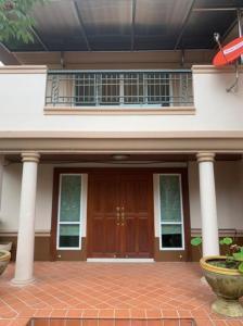 เช่าบ้านบางซื่อ วงศ์สว่าง เตาปูน : ให้เช่าบ้านเดี่ยว 2 ชั้น หมู่บ้านแกรนด์ คาแนล ประชาชื่น AOL-F81-2105003977