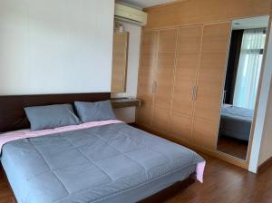 For SaleCondoPattaya, Bangsaen, Chonburi : E848 Condo for sale, Casaluna Paradiso Condo, Bangsaen, 158sqm., 2 bedrooms, sea view, washing machine, bathtub