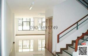 For RentShophouseBangna, Lasalle, Bearing : Home office for rent at Bangna Km.4, ready to move in.