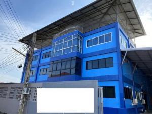 ขายตึกแถว อาคารพาณิชย์พัฒนาการ ศรีนครินทร์ : BS728ขายอาคาร3ชั้น บนเนื้อที่ 406 ตรว.ย่านกรุงเทพกรีฑา ใกล้โลตัสกรุงเทพกรีฑา เหมาะทำเป็นโรงงาน