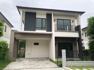For SaleHouseBangna, Lasalle, Bearing : House for sale, centro Bangna Km.7, new house, never lived.