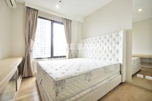 ขายคอนโดพระราม 9 เพชรบุรีตัดใหม่ : Villa 1 Bed 48 Sq.m. Sell @ 5.95 M. ชั้นสูง วิวทิศเหนือค่ะ.♡