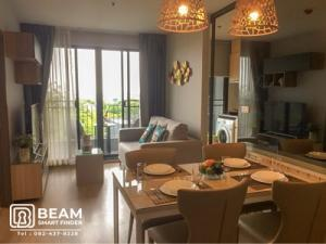 For RentCondoBangna, Lasalle, Bearing : ID022_P 💖IDEO O2 BANGNA💖 ** Beautiful room, fully furnished, ready to move in ** Convenient transportation near BTS Bangna