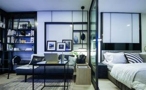 ขายคอนโดสะพานควาย จตุจักร : Hot Deal! For Sale DENIM Jatujak (เดนิม จตุจักร) Free! Furniture and Ready to move in!!! 🔥