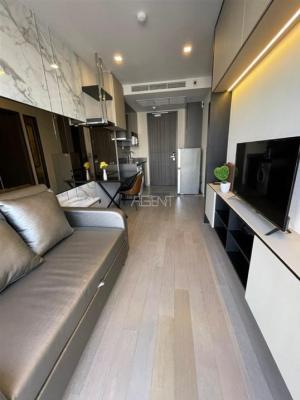For RentCondoSukhumvit, Asoke, Thonglor : Condo for rent: Ashton Asoke, 1 bedroom, high floor, fully furnished