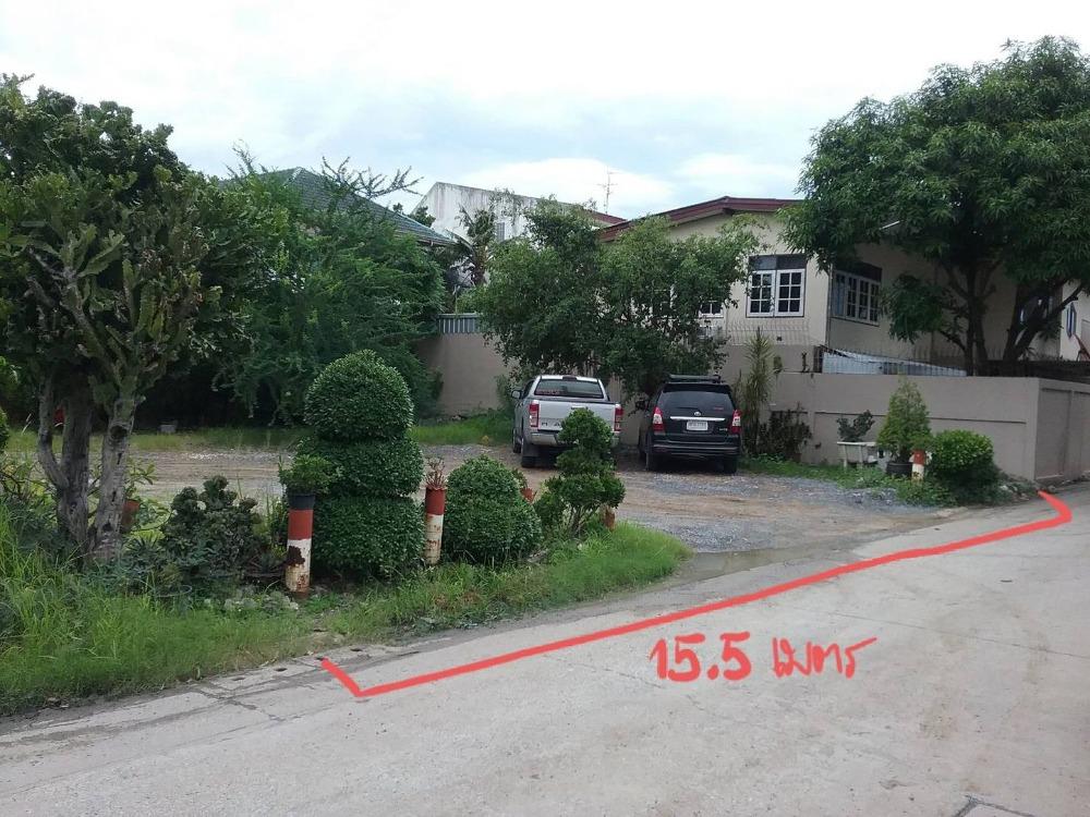 For SaleLandKaset Nawamin,Ladplakao : Land for sale, size 100 square wah, land reclamation, Soi Nawamin 59, Nawamin Subdistrict, Bueng Kum District