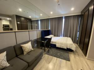 For RentCondoRama9, RCA, Petchaburi : For rent, IDEO MOBI ASOKE, studio room