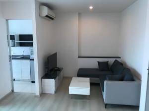 For RentCondoRatchadapisek, Huaikwang, Suttisan : Condo for rent Life Ratchadapisek Type 2 bedroom 1 bathroom Size 46.37 sq.m. Floor 28
