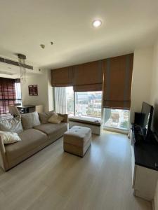 For RentCondoRatchadapisek, Huaikwang, Suttisan : Condo for rent Life Ratchadapisek Type 2 bedroom 1 bathroom Size 65 sq.m. Floor 8