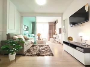 ขายคอนโดพระราม 9 เพชรบุรีตัดใหม่ : For Sale Garden Asoke-Rama 9 (33 sqm.)