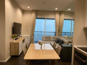 For RentCondoLadprao, Central Ladprao : For Rent The Saint Residences (57 sqm.)