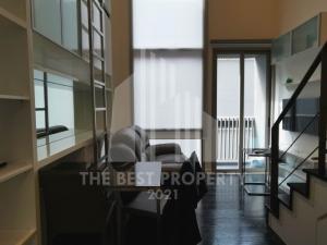 เช่าคอนโดสุขุมวิท อโศก ทองหล่อ : ❗️คุ้มสุด Asthon Morph 38 ห้อง Duplex ขนาด 34 ตร.ม ตกแต่งพร้อมอยู่มาก กับราคาเช่าเพียง 17,000 บาท 💥💥