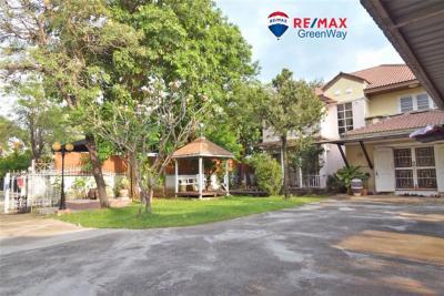 For SaleHouseLadprao, Central Ladprao : บ้านทองสถิตย์วิลล่า 5 รามอินทรา34 เนื้อที่ 157 ตรวเลียบด่วนรามอินทรา ราคาพิเศษ