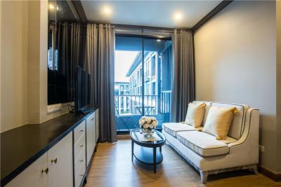 For SaleCondoSiam Paragon ,Chulalongkorn,Samyan : 1BR The Reserve Kasemsan 3 corner room for sale