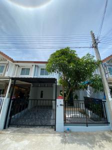 For SaleTownhouseRathburana, Suksawat : Quick sale, Pruksa Ville 21 Village, Pracha Uthit - Suksawat 78.