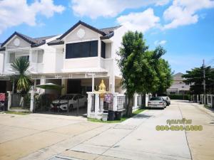 For SaleTownhouseRama5, Ratchapruek, Bangkruai : 📣📣 Urgent sale!! Townhome Thanasiri Ratchaphruek-Thanamnon behind the corner!!! Next to Wat Bot - Tha Nam Non Road, Jesada Bridge, Rama 5 Circle, MRT Purple Line