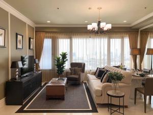 เช่าคอนโดวิทยุ ชิดลม หลังสวน : Luxury 2bedrooms condo for rent at Amata Lumpini.[ Fully Furnished ]