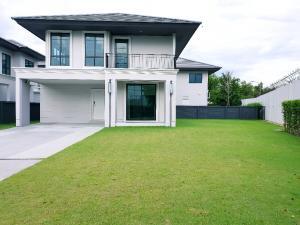 ขายบ้านพัฒนาการ ศรีนครินทร์ : บ้านเดี่ยว พัฒนาการ ที่ดินใหญ่สนามฟุตบอล⚽️