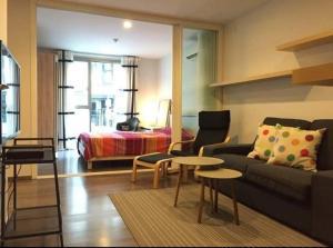 For RentCondoOnnut, Udomsuk : For rent Sari by Sansiri, good location, near BTS Punnawithi
