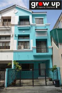 For RentTownhouseRatchadapisek, Huaikwang, Suttisan : HR010: Baan Klang Muang Ratchada - Mengjai 4 For Rent 30,000 bath💥 Hot Price !!! 💥