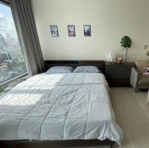 For RentCondoSukhumvit, Asoke, Thonglor : Condo for rent, RHYTHM Sukhumvit 36-38, size 25 sqm., 18th floor, only 13000 baht.