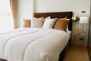For RentCondoPattaya, Bangsaen, Chonburi : Infinity one condo Condo Infinity One, Chonburi, new room. Ready to move in