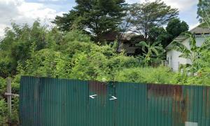 For SaleLandNawamin, Ramindra : Land for sale, 1 ngan, 3 square meters, Soi Uten 8.
