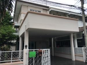 For RentTownhouseRattanathibet, Sanambinna : 🔥 Great value !!! ⚡ For rent. 3-storey townhouse behind Central Rattanathibet Purple Sky Train