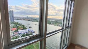 For SaleCondoRattanathibet, Sanambinna : Condo for sale manor sanambinnam Condo for sale next to the Chao Phraya River