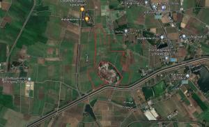For SaleLandSuphan Buri : Land for sale 310 rai, Suphanburi Province, Song Phi Nong District, Bo Suphan Subdistrict