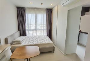 For RentCondoBang kae, Phetkasem : For rent, The prodigy Bang Khae, beautiful room, studio near Mrt Bang Khae, Bang Khae Market, The Mall Bang Khae / Seacon Bang Khae, east balcony, city view.