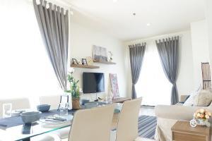 เช่าคอนโดสุขุมวิท อโศก ทองหล่อ : [For rent] Noble Refine 2 bed 2 baht near bts promprong