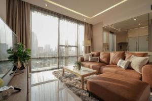 เช่าคอนโดสาทร นราธิวาส : For Rent: The Bangkok Sathorn 2 Bed/2 Bath; Ready to move in NOW
