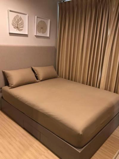For RentCondoThaphra, Wutthakat : 🔥🔥Condo for rent, The Privacy Thaphra interchange 35.67 sq.m. (1 bedroom + 1 multipurpose room)🔥🔥