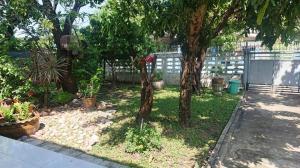 For SaleHouseKaset Nawamin,Ladplakao : SH5007 House for sale. In Soi Nawamin 24, beautiful house, shady, spacious area
