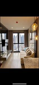 For RentCondoSukhumvit, Asoke, Thonglor : Ashton Asoke for rent, beautiful decoration, good view, fully furnished.