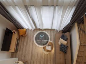 For RentCondoRama9, RCA, Petchaburi : 🚨IDEO MOBI ASOKE DUPLEX 2 ชั้น 2 ห้องน้ำ 🚨 : 21,000 47 ตร.ม.