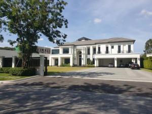 ขายบ้านพัฒนาการ ศรีนครินทร์ : ขายบ้านเดี่ยวหรู 516 ตรว. แสนสิริ พัฒนาการ 30 ระดับ Super Luxury โครงการ Flagship จากแสนสิริ
